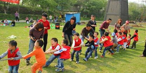 幼儿园给家长发短信通知参加亲子活动群发短信模板